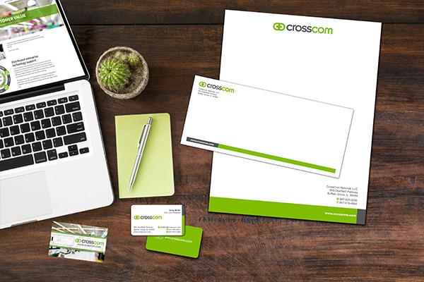 CrossCom Stationery