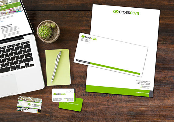 CrossCom Stationery